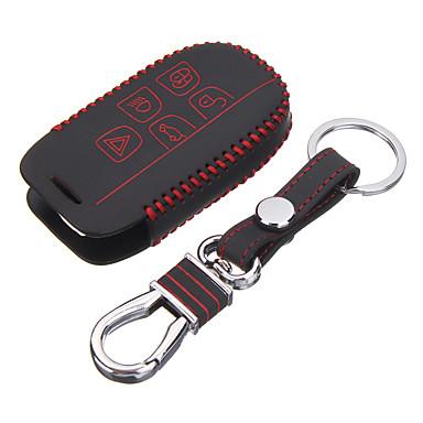 رخيصةأون اكسسوارات السيارات الداخلية-السيارات سيارة مفتاح سلسلة Keychain Favors موضة (البولي يورثين) PU / معدن من أجل لاند روفر 2011 / 2012 / 2013 Range Rover3 كوول