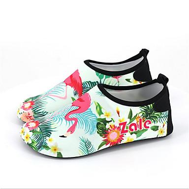 בנים / בנות נוחות סינטטיים נעלי אתלטיקה פעוט (9m-4ys) / ילדים קטנים (4-7) אדום / ירוק / כחול אביב / קיץ