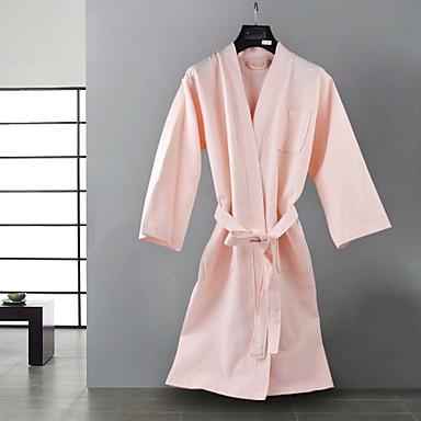 איכות מעולה חלוק רחצה, אחיד 100% פוליאסטר חדר אמבטיה 2 pcs