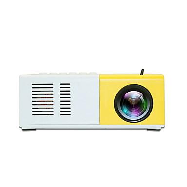 J9 LCD מקרן 30 lm Embedded LINUX Operating System תמיכה / 720P (1280x720) / QVGA (320x240)