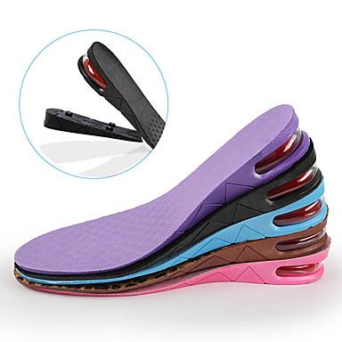 abordables Accessoires pour Chaussures-Respirable Semelle Intérieures PVC Automne Unisexe Noir / Noir marron / Bleu Ciel