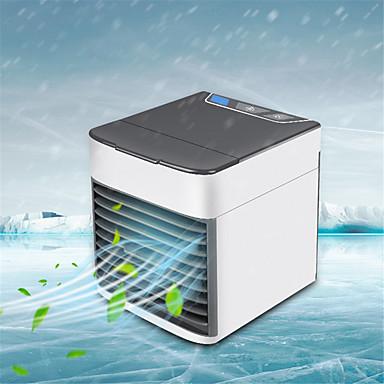 billige Hot Weather Alert!-2019 ny mini luftkondisjoneringsvifte personlig plass kjøler den raske, enkle måten å avkjøle ethvert rom hjemmekontor