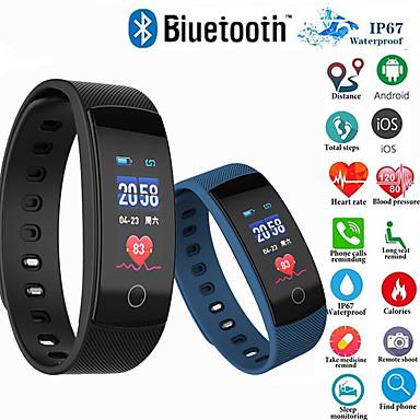 QS02 умный браслет часы QS80Plus фитнес-трекер артериальное давление монитор сердечного ритма SmartBand