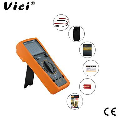 voordelige Test-, meet- & inspectieapparatuur-Vici dm4070 digitale multimeter 3 1/2 digit 20 h 2000uf zelfontlading inductantie weerstand capaciteit lcr meter tester