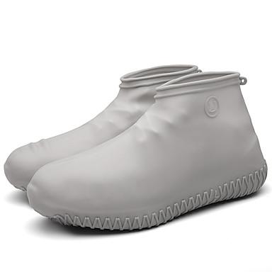 abordables Accessoires pour Chaussures-1 paire Homme Couvre-chaussures Standard 3D Print Des sports Style Simple Silicone EU40-EU46