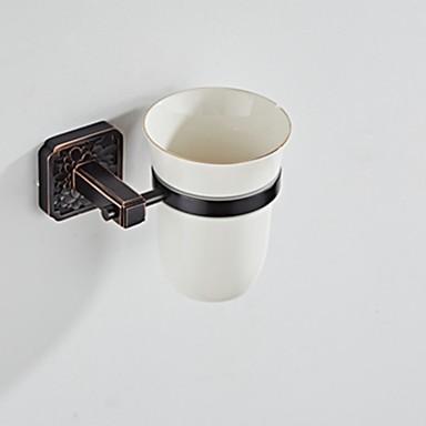 Tuvalet Fırçası Tutacağı Yaratıcı Modern Metal 1pc - Banyo Duvara Monte Edilmiş