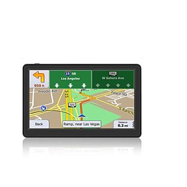 портативный 7-дюймовый автомобильный GPS-навигатор 256m8gb