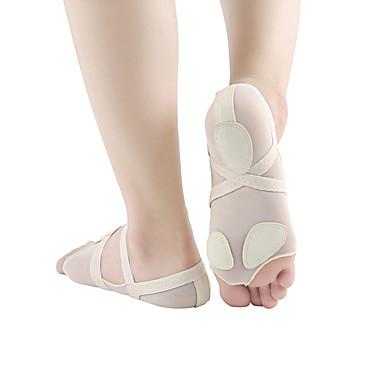 baratos Palmilhas-1 par Vestível Palmilhas e Calcanhadeiras Náilon Todos os Sapatos Primavera Unisexo Nú / Preto