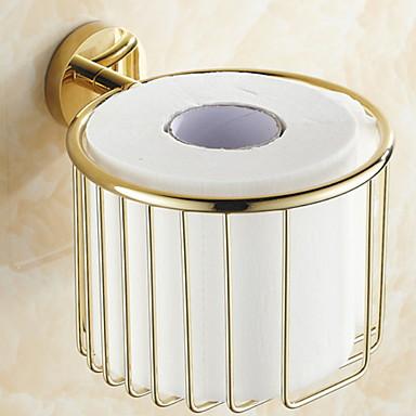 Vécépapír tartó Új design Modern Fém 1db - Fürdőszoba Fali