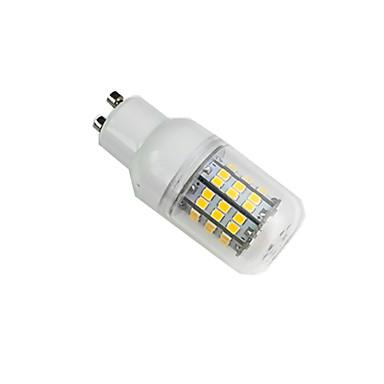 abordables Ampoules électriques-1pc 3.5 W Ampoules Maïs LED LED à Double Broches 350 lm E14 G9 GU10 60 Perles LED SMD 2835 Blanc Chaud Blanc 110-120 V