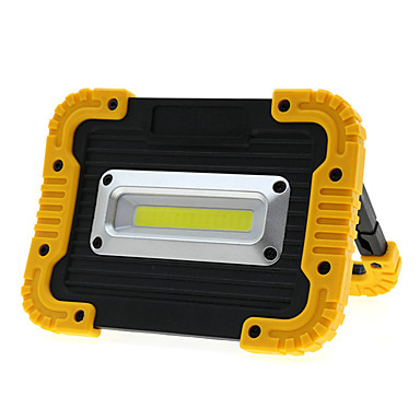 billige Utendørsbelysning-1pc 30 W LED-lyskastere Vanntett Hvit 4.5 V Utendørsbelysning / Svømmebasseng / Courtyard 1 LED perler