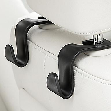 voordelige Auto-interieur accessoires-kleine auto ontvangt tas haak creatieve multifunctionele auto-accessoires 2 stuks