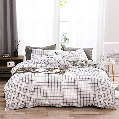 3 adet lüks yorgan yatak takımları karikatür desen çarşaf pamuklu nevresim çarşaf yastık kılıfı set