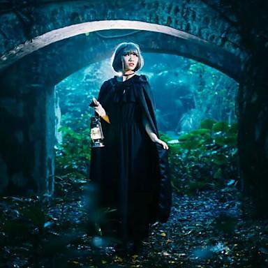 Inspirerad av Rosario and Vampire Vampire Dracula Animé Cosplay-kostymer Japanska cosplay Pull Kappa Till Herr / Dam