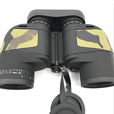 voordelige Microscopen & Endoscopen-10 * 50 met coördinaat variërend bij weinig licht nachtzicht hd high power waterdichte verrekijker