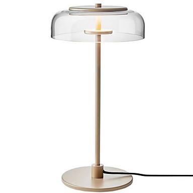 מודרני עכשווי עיצוב חדש מנורת שולחן עבור חדר שינה / משרד מתכת 220V