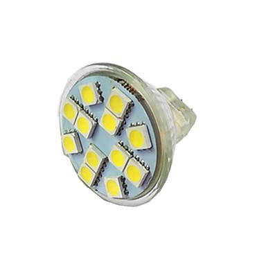 1pc 1.5 W LED Spot Işıkları 100 lm MR11 12 LED Boncuklar SMD 5050
