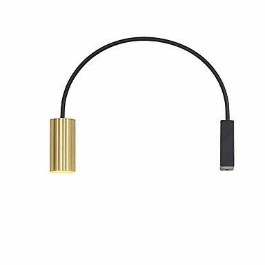 Duvar ışığı Aşağı Doğru Duvar lambaları / Swing Kol Işıkları 5 W 110-120V / 220-240V E26 / E27 Modern Çağdaş / İskandinav Tarzı