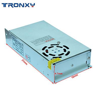 baratos Peças e Acessórios para Impressoras 3D-Tronxy® 1 pcs Fonte de alimentação comutada S-250-12 (grande reservatório) para impressora 3D