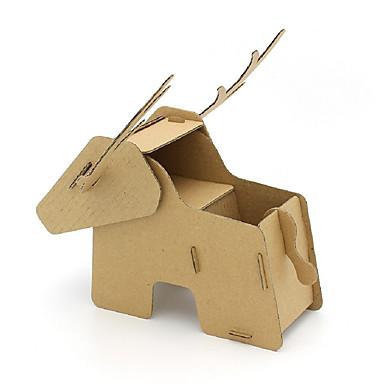 Yapboz Elk Basit Hayvanlar Ofis Masası Oyuncakları Hepsi Oyuncaklar Hediye
