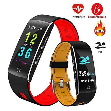 Недорогие Умные браслеты-f10 умный браслет bt фитнес-трекер поддержка уведомить&Монитор сердечного ритма, совместимый с IOS / Android телефонов