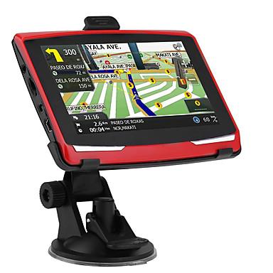 voordelige Automatisch Electronica-5 inch windows ce 6.0 8g fm-zender multi-talen auto kompas auto gps navigator touchscreen