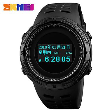baratos Relógios Homem-Skmei dos homens relógio inteligente topbrand moda esporte relógio pedômetro câmera remota calorie bluetooth smartwatch lembrete relógio digital