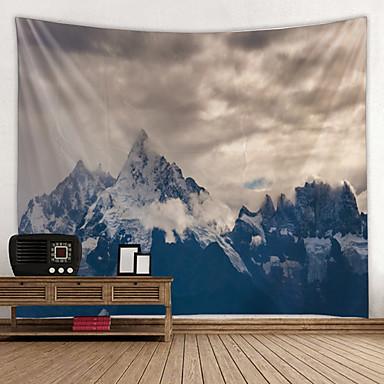 billige Hjem & Hage-Klassisk Tema Veggdekor 100% Polyester Klassisk / Vintage Veggkunst, Veggtepper Dekorasjon