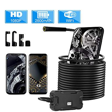 voordelige Test-, meet- & inspectieapparatuur-5,5 mm lens hd usb-endoscoop 350 cm werklengte autoreparatie-inspectie geschikt voor Android-telefoons klein multifunctioneel hulpmiddel