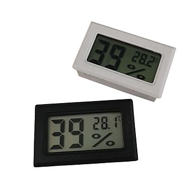 voordelige Test-, meet- & inspectieapparatuur-mini digitale lcd indoor handige temperatuursensor vochtigheidsmeter thermometer hygrometer meter