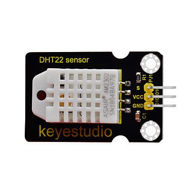 voordelige Elektrische apparatuur & benodigdheden-keyestudio dht22 temperatuur- en vochtigheidssensor