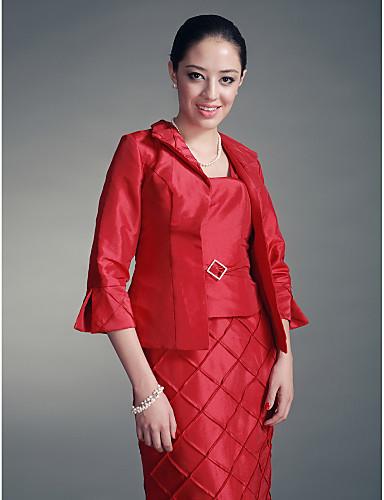 Taft Party / večernja odjeća S Nabrano Sakoi / jakne