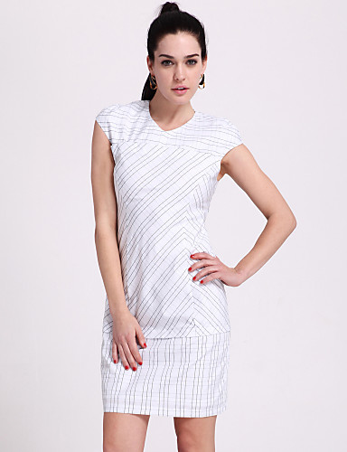 TS сетки печатной оболочки день платье