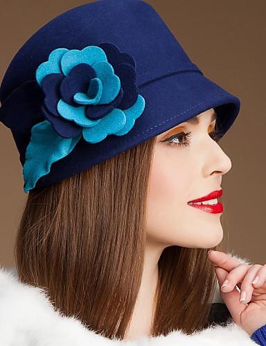 Wolle Hüte 1 Hochzeit Besondere Anlässe Normal Kopfschmuck