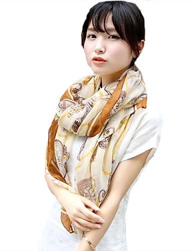 Alin-kiss Fashion șifon Scarf (SJ044)