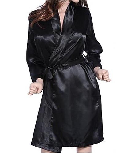 női divat elegáns szexi ruhák hálóruha szilárd csokor csipke fekete