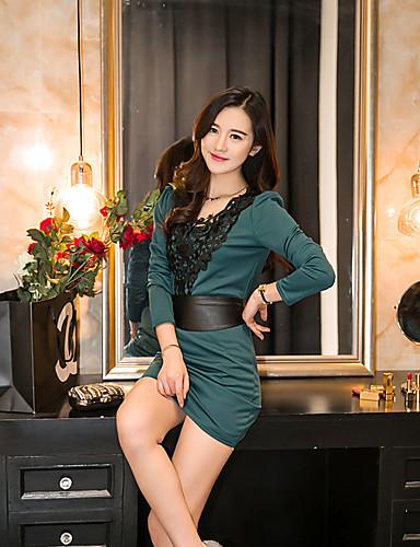 vrouwen sexy backless eenvoud schede jurk