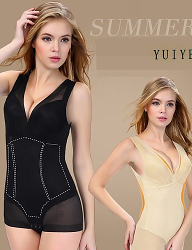 Women's Not Specified Overbust Corset-Solid