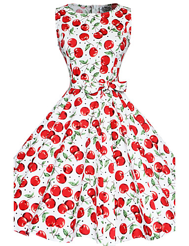 d7e6c2c13369  50 Maggie Τανγκ γυναικών εκλεκτής ποιότητας κεράσι rockabilly Hepburn pinup  cos κόμμα swing φόρεμα 570