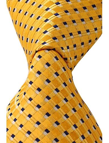Unisex Vintage / Sievä / Juhla / Toimisto / Vapaa-aika Polyesteri Solmio-Painettu