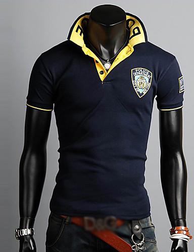 Men's Cotton T-shirt Print