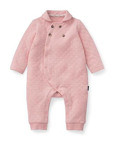 Newborn Baby Boy Romper Girls Jumpsuit Winter Cotton Toddler Infant Body Suit Long Sleeve Clothes