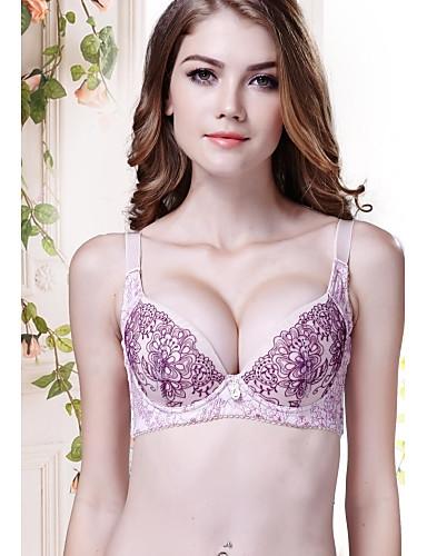 Infanta® Basic Bras Nylon / Spandex Pink - B8002