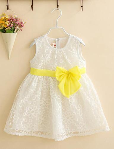 Girl's Floral Dress Summer Sleeveless