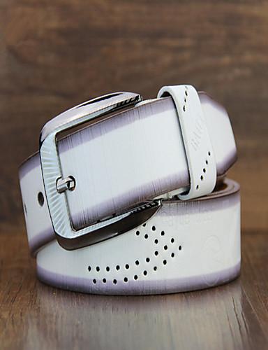 Unisex Hüftgurt - Vintage Legierung Leder