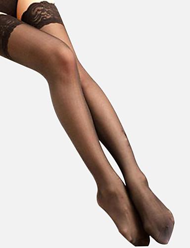 Kadın's İnce Külotlu Çoraplar-Kırk Yama