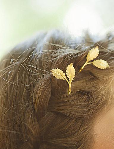 Pince à Cheveux Alliage Vintage / Mignon / Soirée / Décontracté Autre Femme
