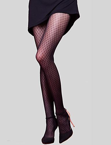 Mujer Panti Fino-Un Color Terciopelo