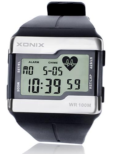 1ccd6ef0f050b رخيصةأون ساعات رقمية-رجالي ساعة رياضية ساعات فاشن ساعة المعصم رقمي 30 m رصد  معدل