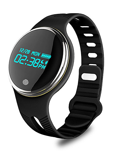 Homens Relógio inteligente Chinês Calendário / Impermeável / Criativo Silicone Banda Amuleto Cores Múltiplas / Pedômetros / Velocímetro / Monitores de Atividades Esportivas / taquímetro